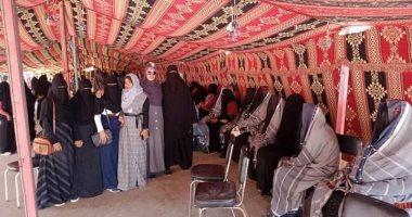 عمليات تنسيقية شباب الأحزاب تؤكد انتظام التصويت في ثاني أيام انتخابات النواب