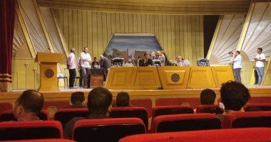 اللجنة العامة الثالثة فى الأقصر: إعادة بين أحمد حمزة وبهجت الصن