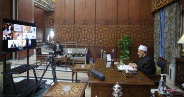 مجلس حكماء المسلمين يستنكر مقتل المواطن الفرنسى ويقاضى المسيئين