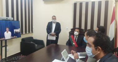 تفعيل منظومة تجديد حبس المتهمين عن بعد بمحكمة شمال القاهرة