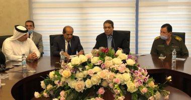 """""""العاصمة الإدارية"""" توقع عقد أعمال النظافة والخدمات بالمرحلة الأولى لمدة 15 عاما"""
