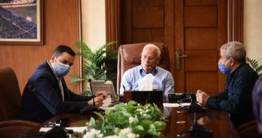 محافظ بورسعيد يوجه رئيسى حى غرب وجنوب ببدء تنفيذ محطتى كهرباء