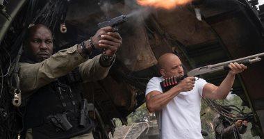 صورة جديدة من كواليس فيلم Fast & Furious 9 .. ضرب × ضرب