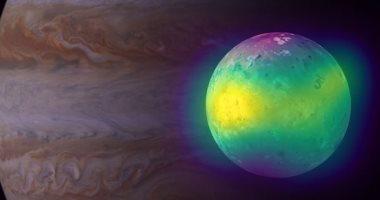 دراسة تكشف: قمر المشترى قد ينفث أعمدة المياه من قشرته الجليدية