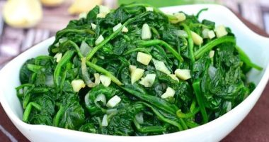 Spinach is the most important magical food for losing weight and burning fat.. Know its benefits in the diet