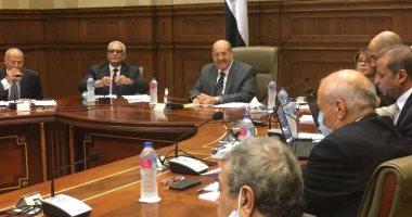 انطلاق ثانى اجتماعات لجنة إعداد لائحة الشيوخ برئاسة رئيس المجلس