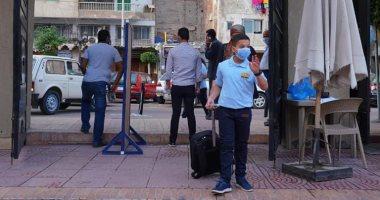 نجل الشهيد المنسى ينتظم فى دراسته بإحدى مدارس الإسكندرية.. صور