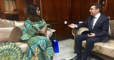 سفير مصر بغانا يؤكد دعم القاهرة المُطلق للتكامل الأفريقى المنشود