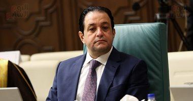 فوز علاء عابد بمنصب النائب الأول لرئيس البرلمان العربى