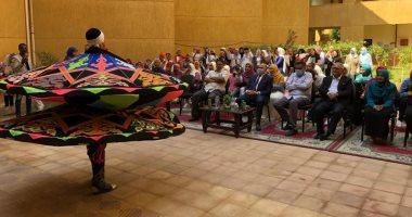 صور.. رئيس جامعة الأقصر يشهد حفل استقبال الطلاب الجدد بكلية الآثار