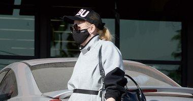 """ريبيل ويلسون تتألق خلال تسوقها مستلزمات الهالوين فى لوس أنجلوس """"صور"""""""