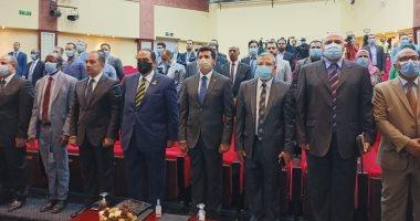 انطلاق المؤتمر الدولى لعرض التجربة المصرية بعودة النشاط الرياضى بعد جائحة كورونا