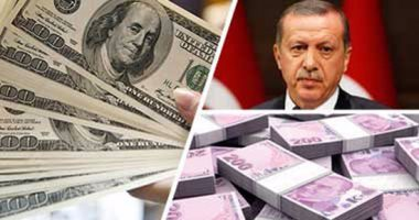 الأرقام تفضح اقتصاد أردوغان.. الدولار ارتفع 185% أمام الليرة في 4 سنوات
