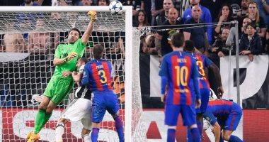 التشكيل المتوقع لقمة يوفنتوس ضد برشلونة فى دورى أبطال أوروبا