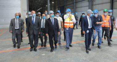 وزير النقل: نسعى لتوطين صناعة النقل بمصر وتوفير وسائل نقل جماعى على أعلى مستوى
