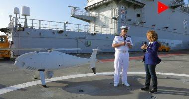 قائد القوات البحرية: مصر لديها القدرات القتالية للتصدى لأى تهديد