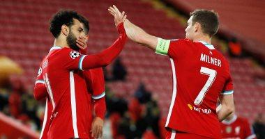 محمد صلاح يقود هجوم ليفربول ضد وست هام بالدوري الإنجليزي