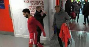 جماهير ليفربول تترقب موقف محمد صلاح بعد الإصابة ضد ميتلاند بدورى الأبطال