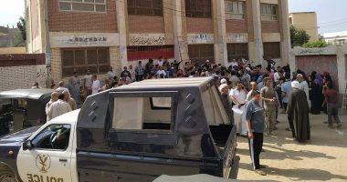 ارتفاع عدد ضحايا بلاعة صرف عرب جهينة بالقليوبية لـ3 أشخاص