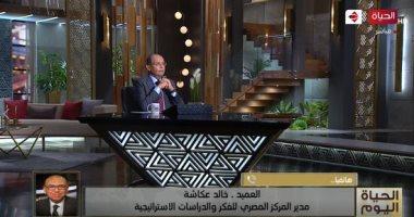 خالد عكاشة: أياد خفية تقف خلف الحوادث الإرهابية فى فرنسا