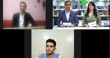 """المنشدان أحمد طارق وصلاح أحمد يتألقان بـ""""هل من بشر مثل محمد"""" احتفالا بذكرى مولد النبى"""