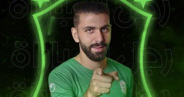 أحمد راشد يتوج بلقب رجل مباراة الاتحاد السكندرى وأسوان فى ختام الدورى
