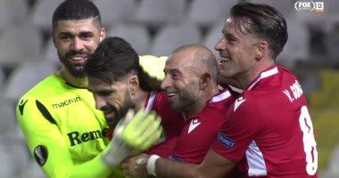 """حدث اليوم .. تسجيل أبعد هدف فى تاريخ الدوري الأوروبي """"فيديو"""""""