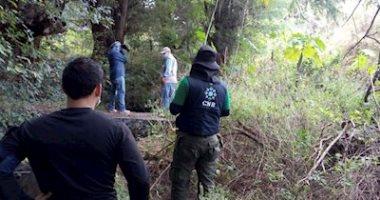 العثور على رفات 59 شخصا في مقابر سرية بالمكسيك.. صور