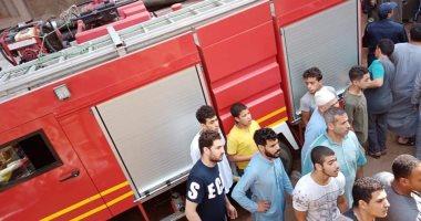 السيطرة على حريق فى برج محمول بمركز أبو المطامير بالبحيرة