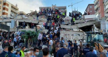 ارتفاع عدد ضحايا زلزال تركيا لـ 12 قتيلا و419 مصابا