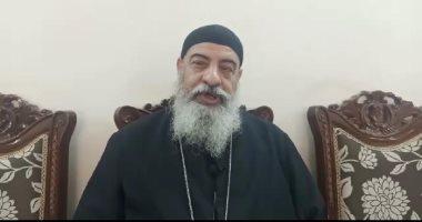 فيديو.. راعى الكنيسة الكاثوليكية بالغردقة: نستنكر الإساءة للرسول واحتفلنا بمولده