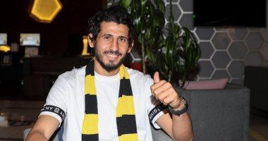 أحمد حجازى ينتظر الظهور الأول مع الاتحاد ضد الأهلي فى ديربى جدة الليلة