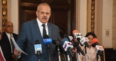 3 سنوات على إصدار وثيقة التنوير لجامعة القاهرة برعاية الخشت
