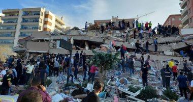 زلزال تركيا- ارشيفية