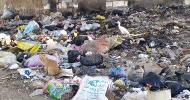 رئيس مدينة إيتاي البارود يستجيب لشكوى انتشار القمامة في قرية ششت.. سيبها علينا