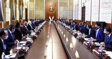 مصر والعراق توقعان 15 اتفاقية تعاون مشترك بين البلدين