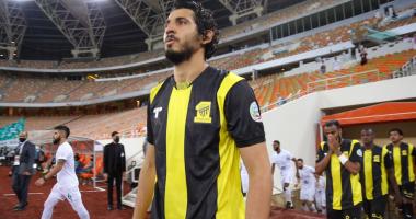 السعودية نيوز |                                              أحمد حجازى يقود دفاع الاتحاد أمام الوحدة بالدورى السعودى