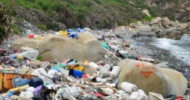 تلوث البلاستيك يهدد بكارثة بالمحيط الهادئ وتزداد النفايات عن ضعف مساحة تكساس
