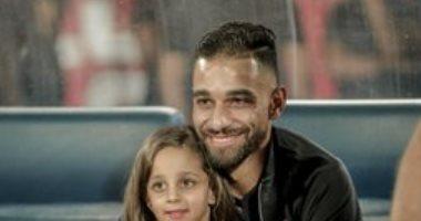 """عمرو السولية يحتفل بالدورى الرابع لـ""""ليلى"""" ويعدها بأول بطولة أفريقية"""