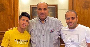 وكيل عمار حمدي: سيعود للأهلي فى الموسم المقبل