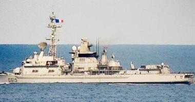 البحرية المصرية والفرنسية تنفذان تدريبا عابرا بنطاق الأسطول الشمالى بالبحر المتوسط