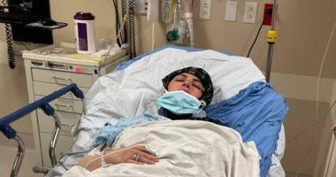 """عاجل دخول الفنانة ميار الببلاوى مستشفى فى أمريكا.. ونجلها يقول : """"اسألكم الدعاء لها"""""""