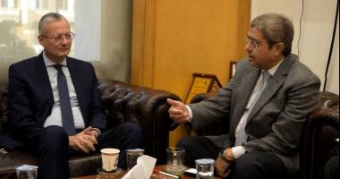 وزير التجارة البولندى: شراكات جديدة لتوطين صناعة البرمجيات واللوجيستيات بمصر