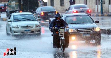 تنبؤ الرى: أمطار متوسطة غدا على السواحل الشمالية قد تصل إلى القاهرة