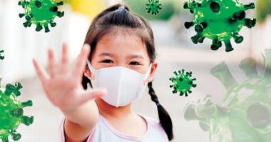14 علامة تدل على إصابة طفلك بكورونا أهمها إسهال وصعوبة فى التنفس