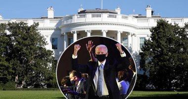 بايدن والبيت الأبيض