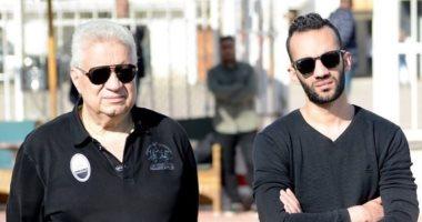 أمير مرتضي منصور يبلغ لاعبي الزمالك باستقالته