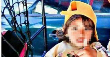 أول صور للطفل ضحية حادث تصادم مدينة بدر