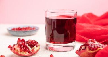 فوائد عصير الرمان عديدة أبرزها الوقاية من الأمراض والعدوى