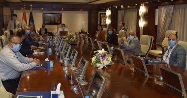 الفريق أسامة ربيع يلتقى نائب وزير السياحة لوضع متحف قناة السويس علي الخريطة السياحية